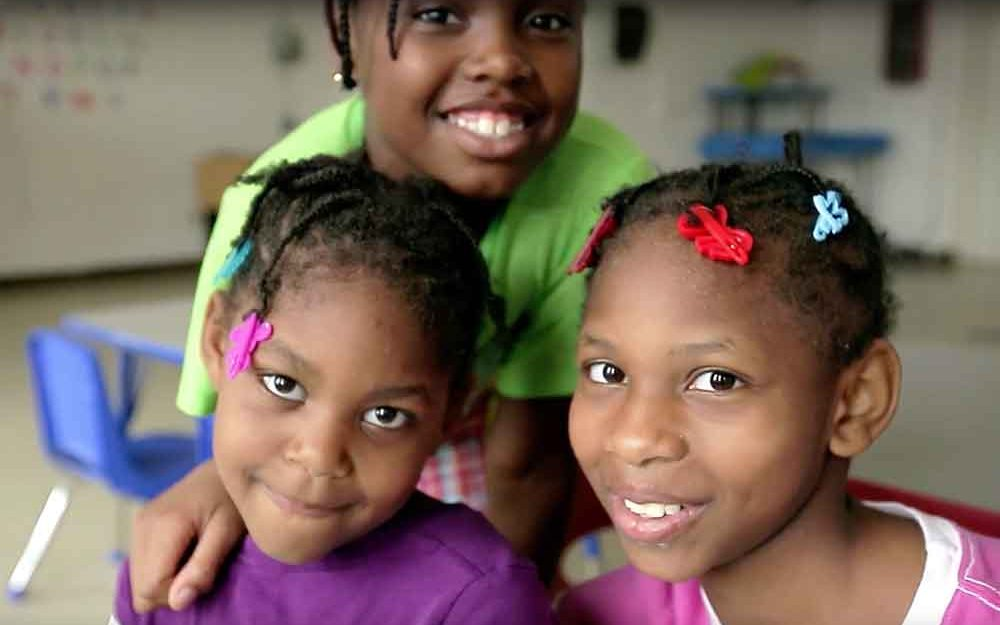 Detroit Rescue Mission Ministries Kids